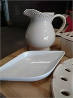 Ivory pottery and ceramic collection