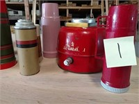 Thermos lot