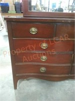 Dixie Dresser and Mirror