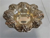 Reed & Barton Sterling Silver Mint/Nut Dish