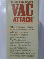 Vacuume Extension