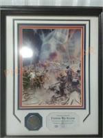Framed 9/11 Memorabilia