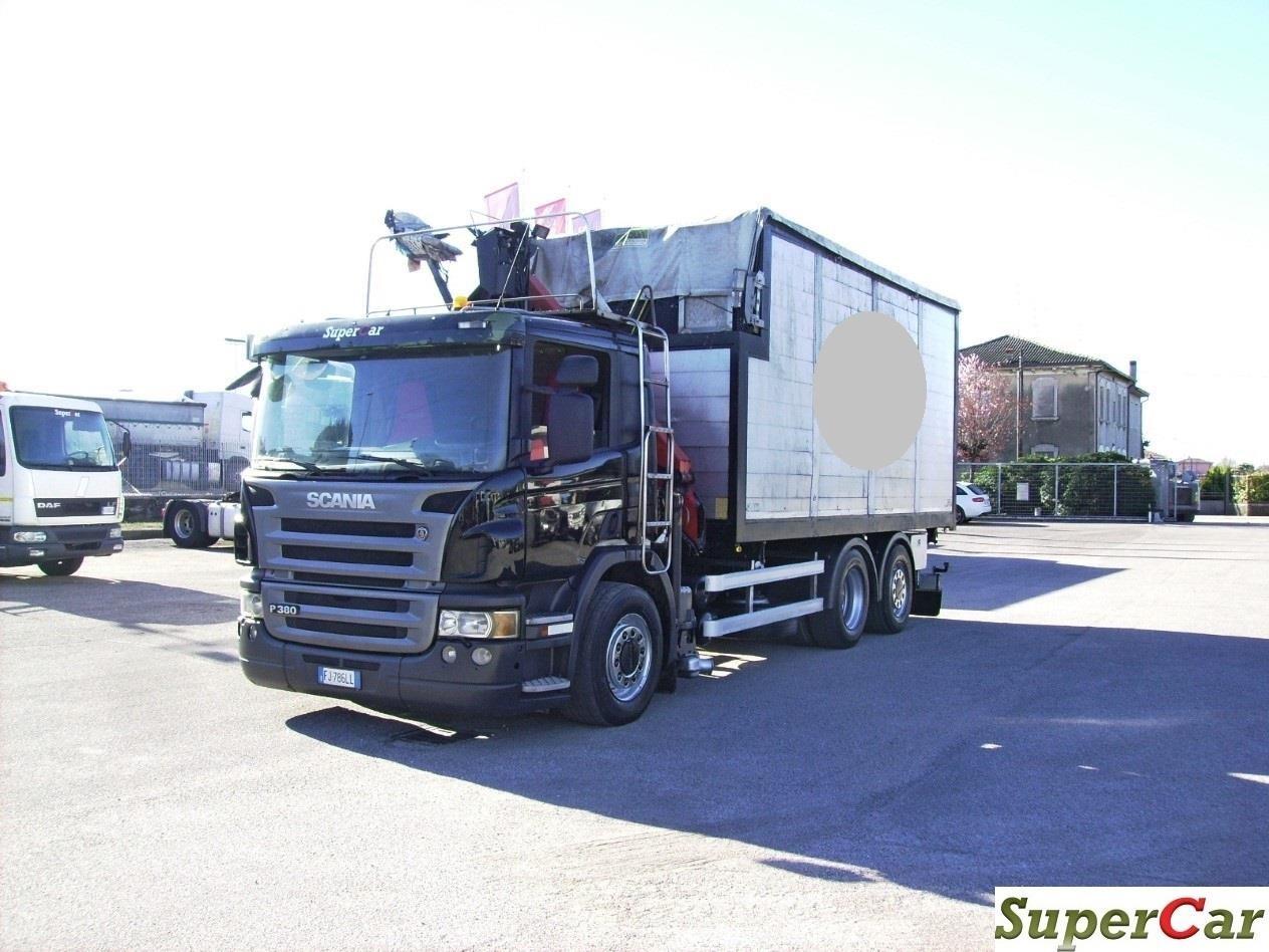 Scania P380 #Used