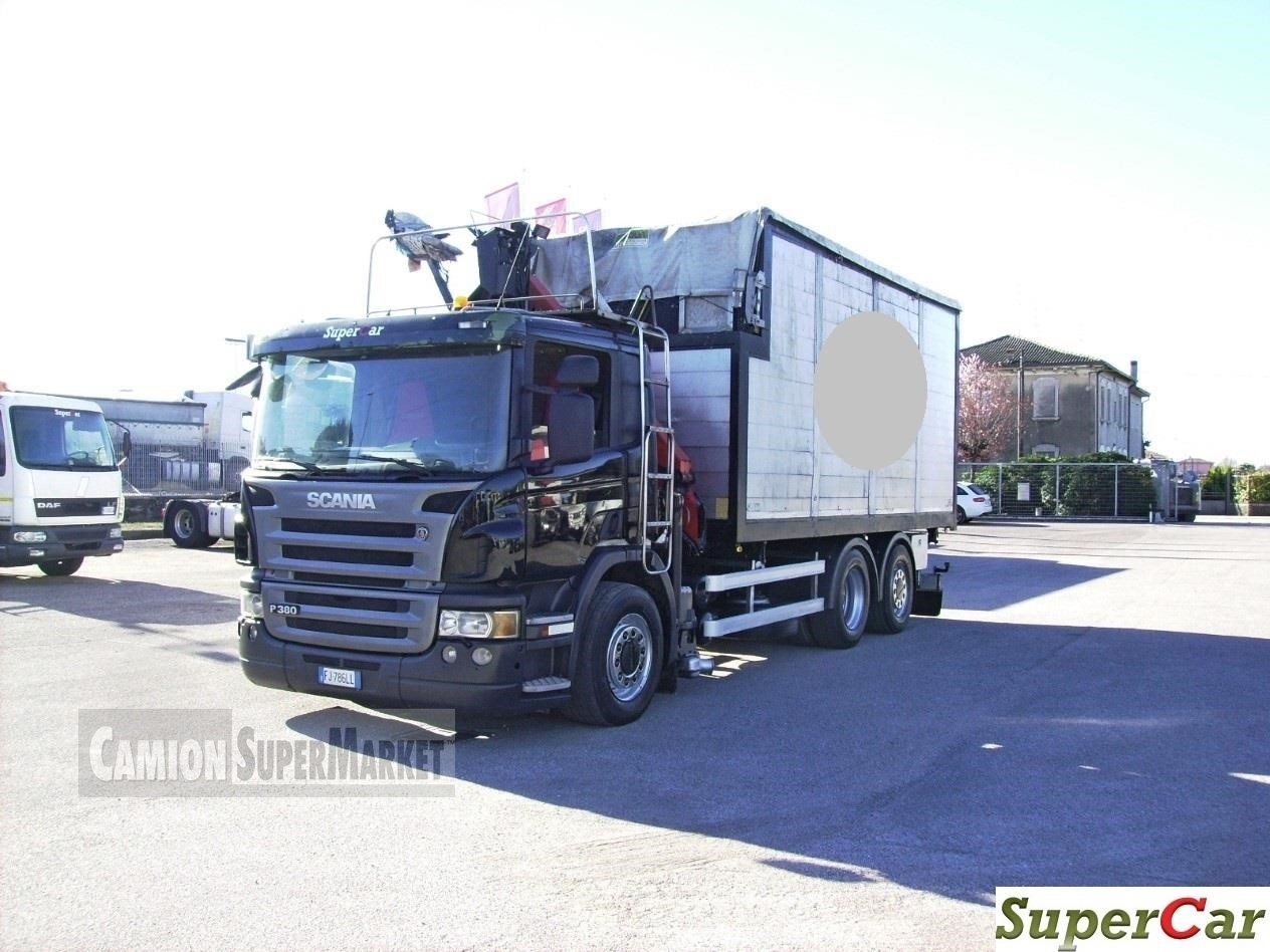 Scania P380 Usato