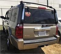 lot # : 2001 - 2006 jeep commander