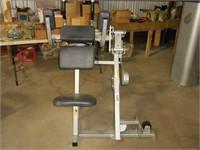 Professional Nautilus Excercise Equipment