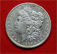 Weekly Coins & Currency Auction 6-22-18