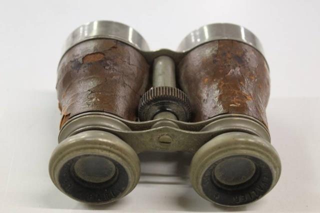 Le Jockey Club Paris Binoculars History