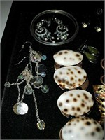 Costume jewelry collection