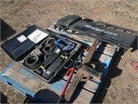 UNRESERVED EQUIPMENT AUCTION