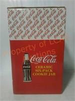 Coca-Cola Cookie Jars