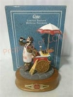 Coca-Cola Music Box