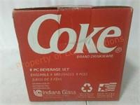 Coca-Cola Polar Bear Glasses
