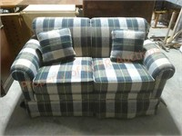 Lancer Inc. Love Seat