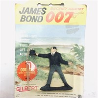 VINTAGE GILBERT/ JAMES BOND 007 ODDJOB 1965
