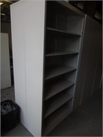 #24 Hon Open Shelving Storage - Double Cabinet $45.00