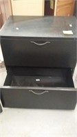 #66 2-Drawer Lateral File Cabinet $20.00