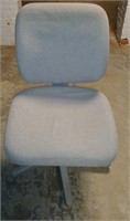 #71 Grey Fabric Office Chairs (set of 6) $20.00