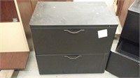 #75 2-Drawer Lateral File Cabinet $20.00