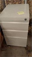 #78 3-Drawer Vertical Cabinet $15.00