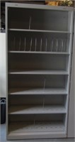 #83 Open Shelving Storage $25.00