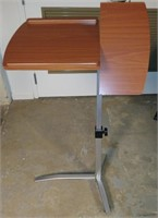 #90 Adjustable Laptop Cart/Stand $15.00