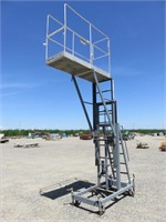 Ballymore HYD Cantilevered Lift   BidCal, Inc  - Live Online