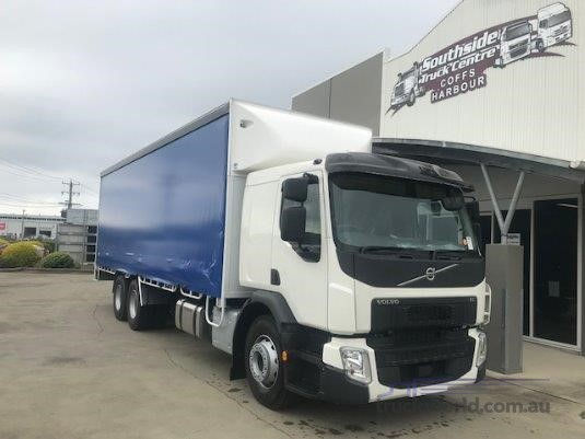 2019 Volvo FE - Trucks for Sale
