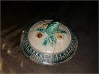 Antique Majolica pottery