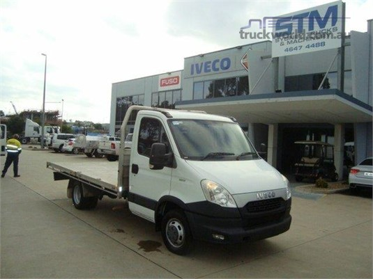 2013 Iveco Daily 45c17L Trucks for Sale