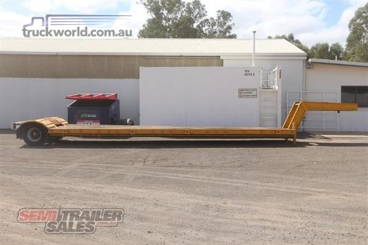1990 Freighter Low Loader Trailer - Trailers for Sale