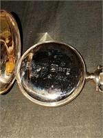 Antique Elgin pocket watch 17 jewels
