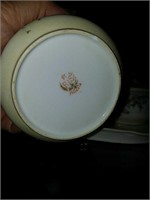 Antique RS Prussia dresser set