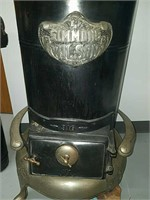Antique E C Simmons Wilson stove