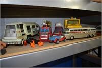 Old Toys Tonka, etc