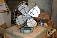 Old Metal Fan