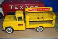 1950's Coc-Cola Truck Buddy L