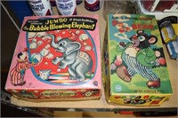 Old Toys MINT W/Boxes