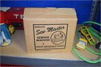 MINT Sew Master Sewing Machine