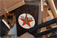 Texaco Old Pump