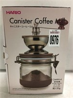 HARIO CANISTER COFFEE