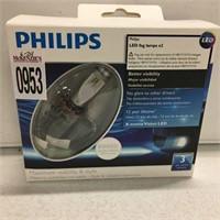 PHILIPS LED FOG LAMPS X2