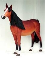 HORSE MEDIUM SIZED STATUE