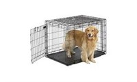 """MIDWEST FOLDING METAL CRATE (48""""X30""""X33"""")"""