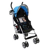 SUMMER INFANT 3DLITE CONVENIENCE STROLLER (USED)