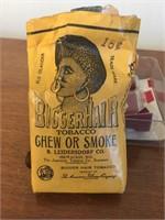 Bigger hair tobacco & pipe mixture