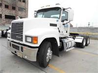 2012-2015 Day Cab MACK Trucks Auction