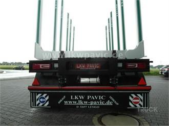 PAVIC HTA 20  2Achser Zwillingsber. Schemelaufbau