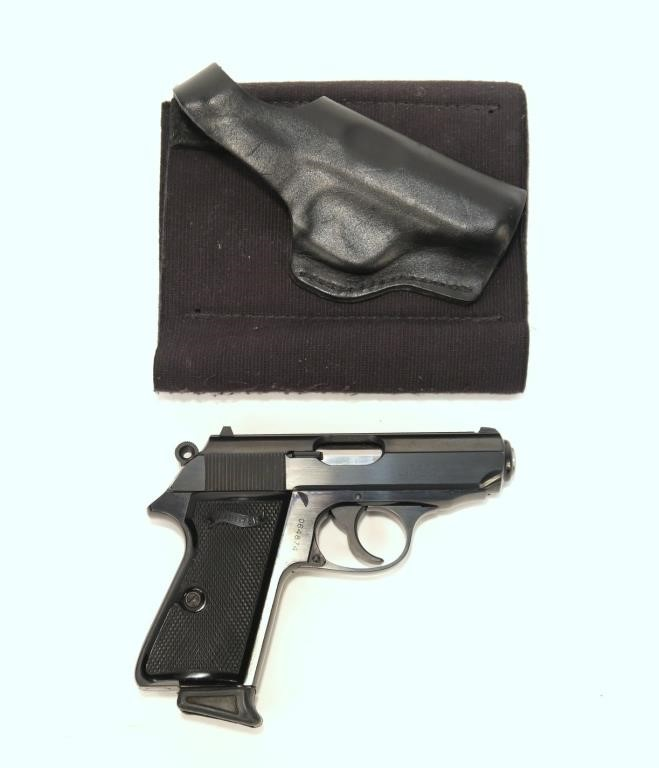 Walther PPK/S  380 auto, 3 1/4