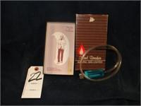 Windbreaker natural gas lighter in box